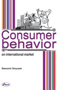 Consumer behavior on international market - ebook